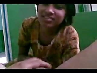 Cute Indian Teen Sucking Big Meaty Stiff Wood